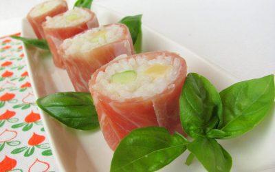 Sushi di Prosciutto Crudo