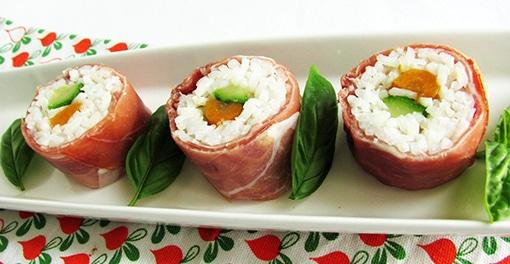 sushi-all'italiana-con-prosciutto-crudo