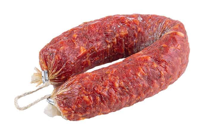 Salsiccia Piccante Curva 300 g